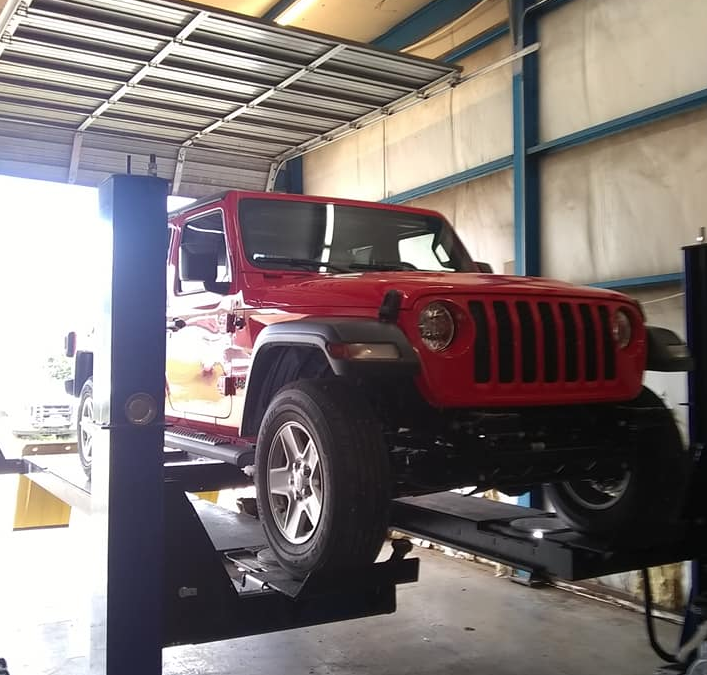2020 Jeep Gladiator Auto Repair in Mountain Home Arkansas